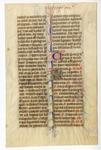 Breviary, 1350, Verso
