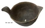 Caddo Effigy Bowl 003B by Caddo Native American Tribe and Dr. Jeffrey Girard