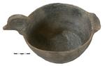 Caddo Effigy Bowl 004B by Caddo Native American Tribe and Dr. Jeffrey Girard