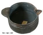 Caddo Effigy Bowl 005B by Caddo Native American Tribe and Dr. Jeffrey Girard