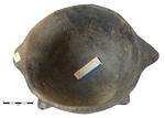 Caddo Effigy Bowl 007B by Caddo Native American Tribe and Dr. Jeffrey Girard