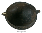 Caddo Bowl with Handles 079B by Caddo Native American Tribe and Dr. Jeffrey Girard