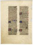 Missal, 1380 A.D. Verso