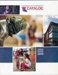 2012-2013 Louisiana Tech University Catalog by Louisiana Tech University