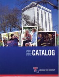 2011-2012 Louisiana Tech University Catalog by Louisiana Tech University