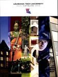 2005-2006 Louisiana Tech University Catalog by Louisiana Tech University