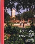 1998-1999 Louisiana Tech University Catalog by Louisiana Tech University