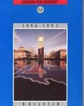 1996-1997 Louisiana Tech University Catalog by Louisiana Tech University