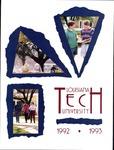 1992-1993 Louisiana Tech University Catalog