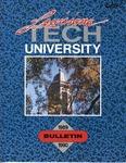1989-1990 Louisiana Tech University Catalog by Louisiana Tech University