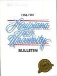 1984-1985 Louisiana Tech University Catalog