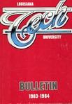 1983-1984 Louisiana Tech University Catalog