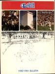 1980-1981 Louisiana Tech University Catalog