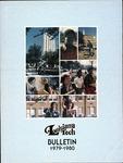 1979-1980 Louisiana Tech University Catalog
