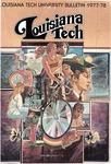 1977-1978 Louisiana Tech University Catalog