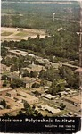 1969-1970; 1970-1971 Louisiana Polytechnic Institute Catalog