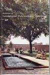 Error-1967-1968; 1968-1969 Louisiana Polytechnic Institute Catalog
