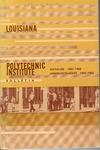 1961-1962 Louisiana Polytechnic Institute Catalog