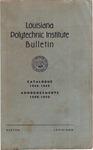 1948-1949 Louisiana Polytechnic Institute Catalogue