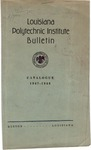 1947-1948 Louisiana Polytechnic Institute Catalogue