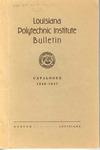 1946-1947 Louisiana Polytechnic Institute Catalogue