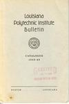 1942-1943 Louisiana Polytechnic Institute Catalogue
