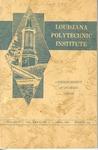 1939-1940 Louisiana Polytechnic Institute Catalogue