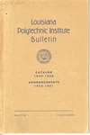 1949-1950 Louisiana Polytechnic Institute Catalogue